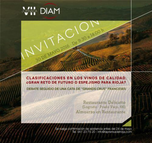 VII Jornada Diam: debate sobre la clasificación de los vinos de Rioja