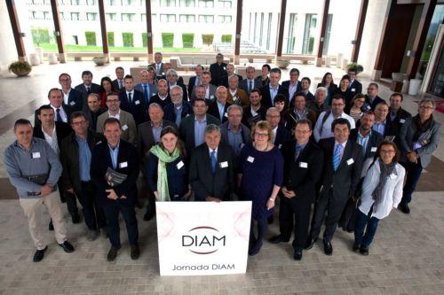 Jornada Diam y Mytik en Sitges (Cataluña)