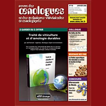 FRANCE  - Revue des Œnologues n°118 : Supercritical fluids