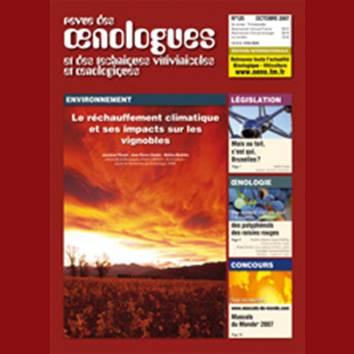 FRANCE - Revue des Œnologues n°125 - Diam cork