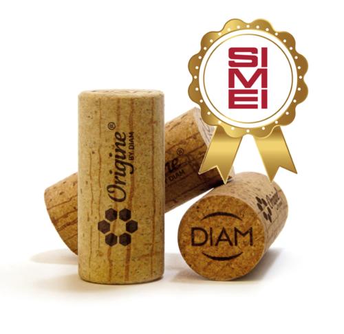 Un nuevo premio para el tapón Origine by Diam®