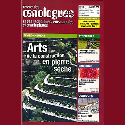 FRANCE - Revue des Œnologues n°170 - OIR / OTR (part 1/3)