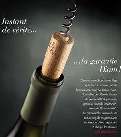 Una nueva campaña DIAM en torno al tema del guardián de los aromas